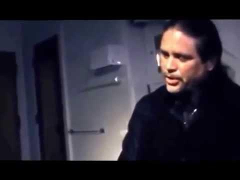 Darren Evans clip in film I AM ZOZO