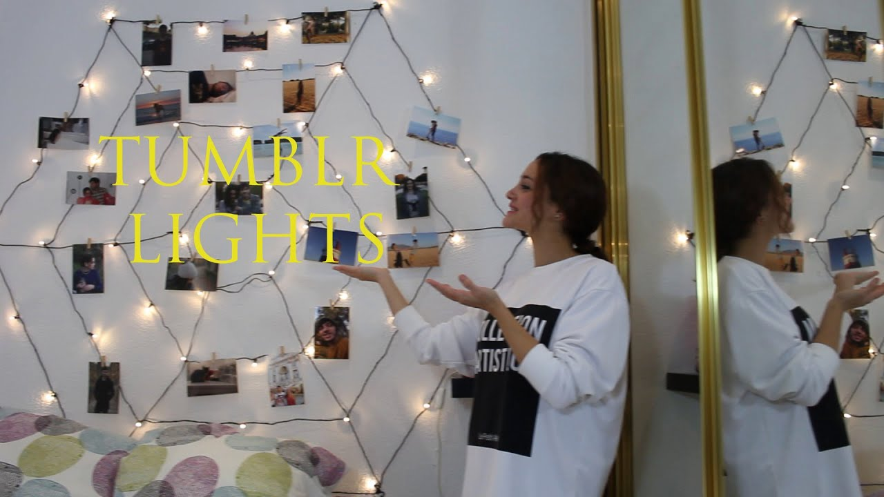 Decora tu habitaci n diy room decor majissh youtube for Como se decora una habitacion