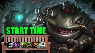 Story Time - Unbench The Kench