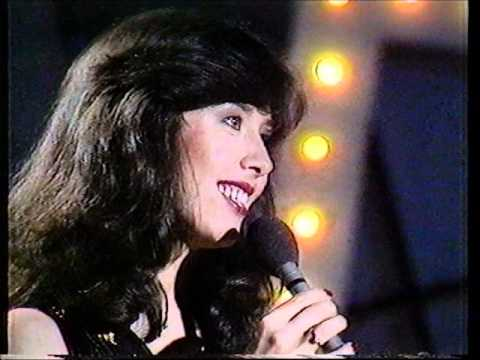 Donna Reid Performing on her television show on Channel 5, Singapore 1982