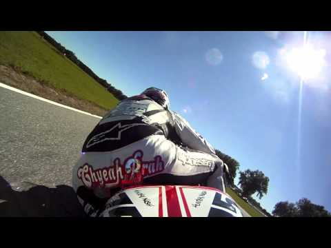 Huntley Nash Onboard GoPro - Jennings GP