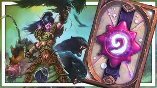 Hearthstone: Beasts of the Wild (Druid Standard)