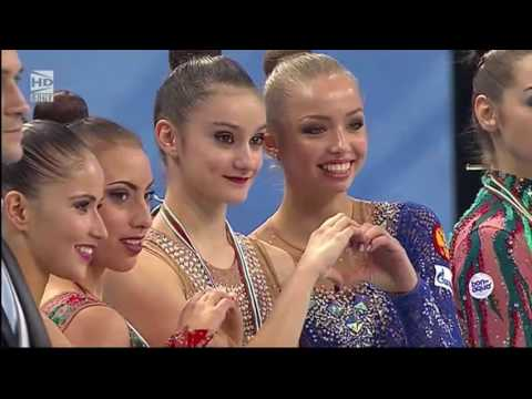 Awards CeremonyWinners of World Cup Series 2017IndividualsWorld Cup Sofia 2017