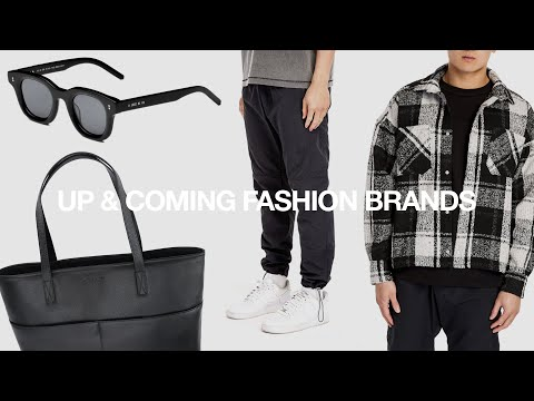 My Favorite Up & Coming / Underrated Fashion Brands