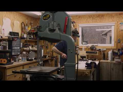 Jay Lichty on Custom Instruments