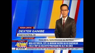 DZMM TeleRadyo: WATCH: Earthquake jolts parts of Metro Manila