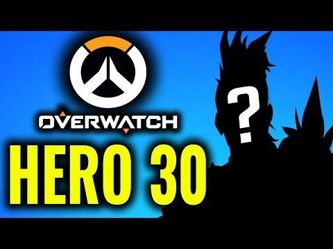 Top 10 Predictions for Overwatch's Next Hero [Rumors, Theories and Debunking] thumbnail