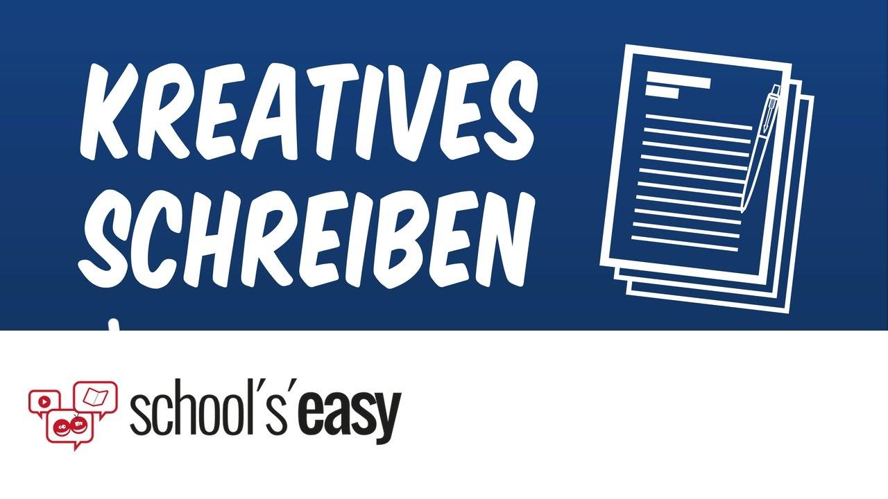 Kreatives Schreiben - Drei Tipps für den nächsten Aufsatz - YouTube