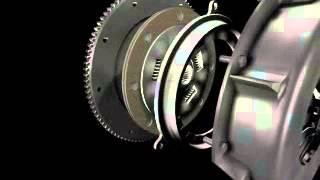 видео Муфта сцепления (подшипник выжимной) ВАЗ-2123 GM Chevrolet Niva в сборе