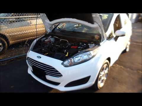 Ford Fiesta Fuse Box and OBD 2 locations - YouTubeYouTube