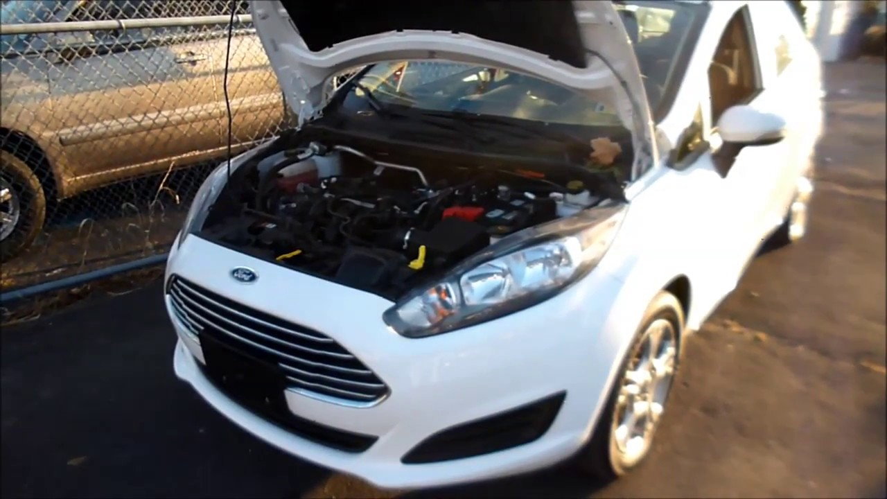 Ford Fiesta Fuse Box And Obd 2 Locations Youtube 2007 Focus Schedule