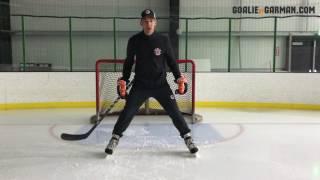 Goalie Training - The SECRET Fundamentals of Elite Goalies (on-ice) - GoaliebyGarman Academy