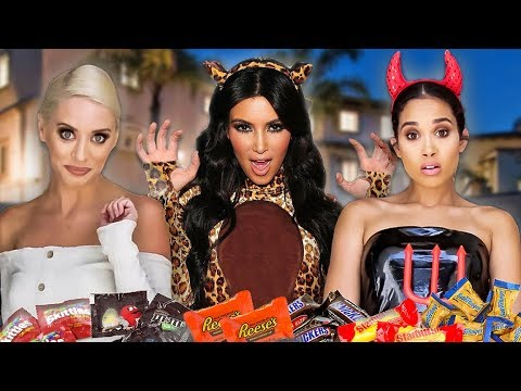 Randumb - Trick Or Treating At The Kardashians House