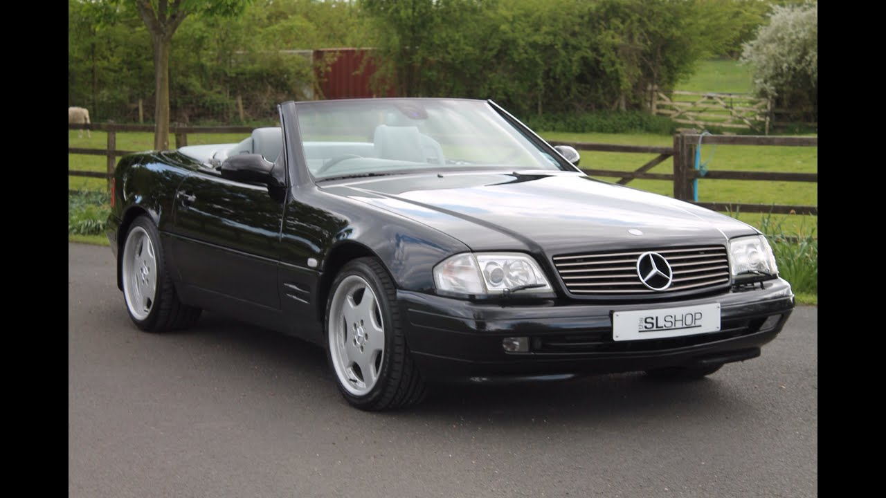 mercedes sl 500 w129 collection 13 wallpapers. Black Bedroom Furniture Sets. Home Design Ideas