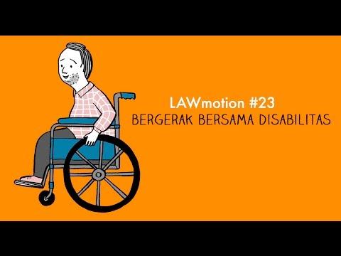 LAWmotion: Bergerak bersama Disabilitas