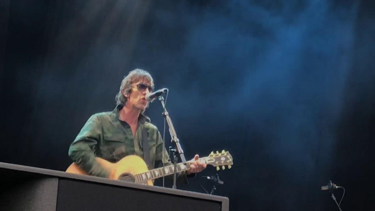 Richard Ashcroft - The Drugs Don't Work [live @ Belsonic. Belfast 16-06-18] - YouTube