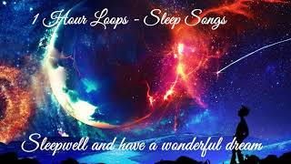 The Chainsmokers - Don't Let Me Down (Illenium Remix) [ 1 Hour Loop - Sleep Song ]
