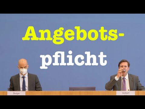 13. April 2021 - Bundespressekonferenz | RegPK