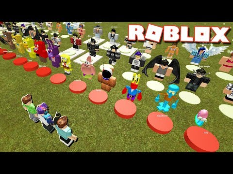Roblox Adventures - MORPH INTO CHARACTERS & FIGHT! (Morph Wars)