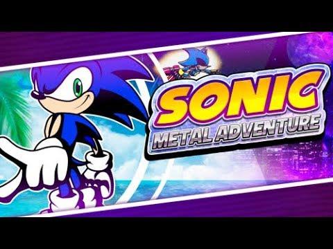 Sonic Metal Adventure (Demo v 1 7) - Showcase - Fan Game by SonixFan