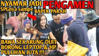 Download lagu NYAMAR JADI PENGAMEN BAWA DUIT SEKARUNG BORONG LAPTOP & HP PULUHAN JUTA !!! SPGNYA BAPER PARAH