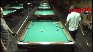 Efren Reyes vs Manny Chau - Jay Swanson Memorial 9Ball Tournament / 2012