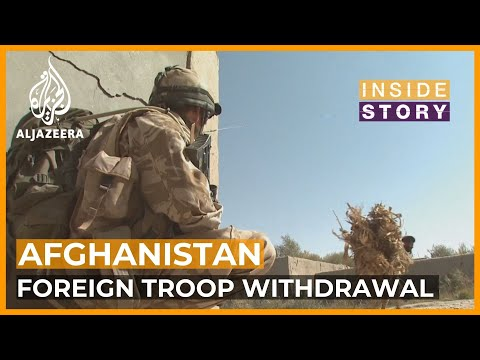 Who will keep Afghanistan safe as foreign troops leave? | Inside Story