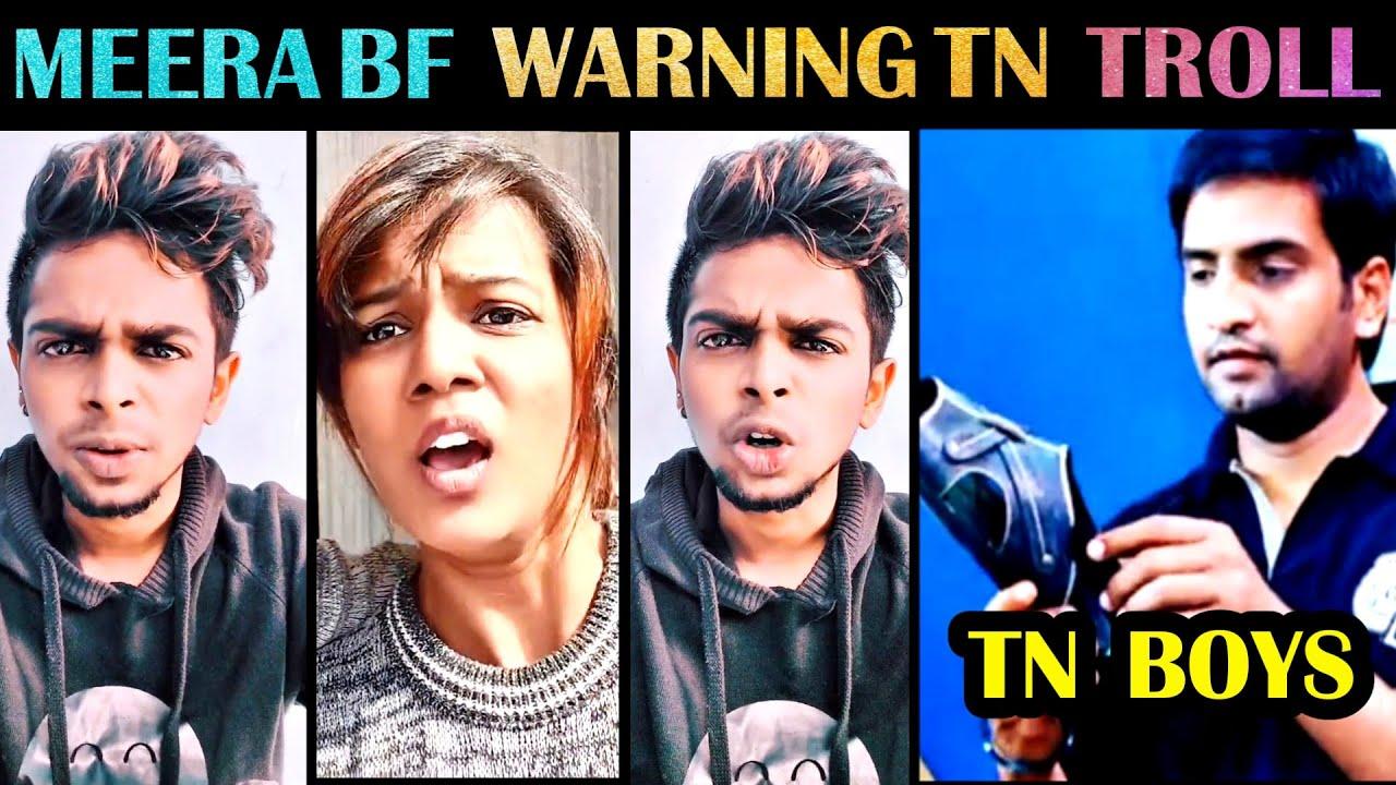Meera Mithun Boy Friend Warning TN Boys Troll   Sam   Marana Kalaai   Tamil   Rakesh & Jeni 2.0