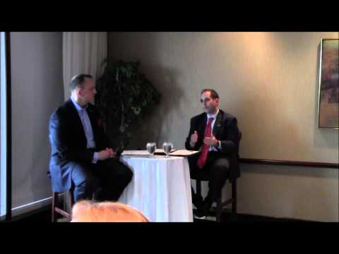 Craig Strent, CEO of Apex Home Loans, interviewed by Ingar Grev on May 28, 2013