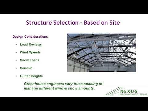 Nexus - Construction Steps for a High Tech Cannabis Greenhouse