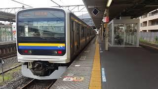 【音量注意】佐倉駅2番線発車メロディーVerdeRayo V2 各駅停車千葉行