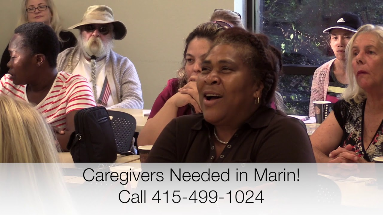 In Home Supportive Services (IHSS) | Marin Health and Human
