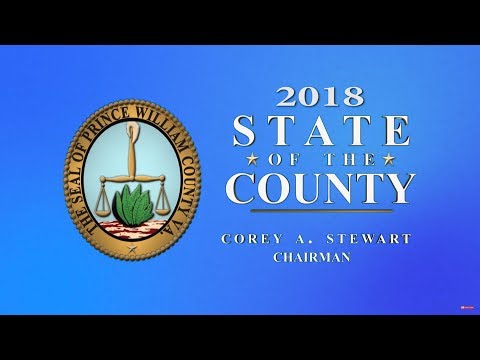 Prince William County State of the County 2018