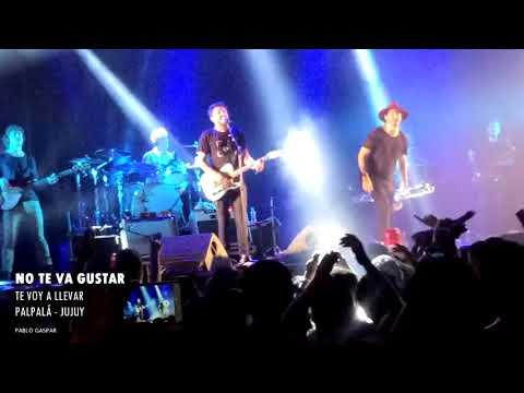 NO TE VA GUSTAR - 23 - TE VOY A LLEVAR - PALPALÁ - JUJUY - 09/11/18