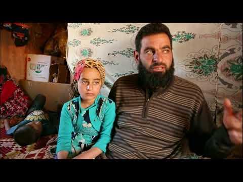 بي_بي_سي_ترندينغ | #مايا_محمد_المرعي طفلة سورية تضطر لوضع علب معدنية محل ساقيها المبتورتين  - نشر قبل 30 دقيقة
