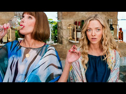 MAMMA MIA 2 Angel Eyes Song Scene (2018) Movie Clip