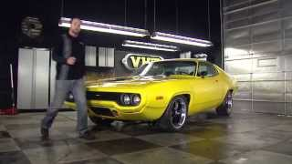 Restored Plymouth Satellite Sebring Plus, Restyled with VHT and Dupli-Color Paints