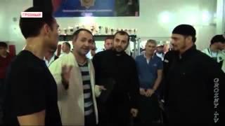 Актеры Голливуда-Марк Дакаскос на тренировке СОБРа