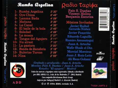 RADIO TARIFA: