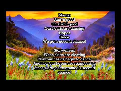 Aint it sweet - Children of Eden lyrics