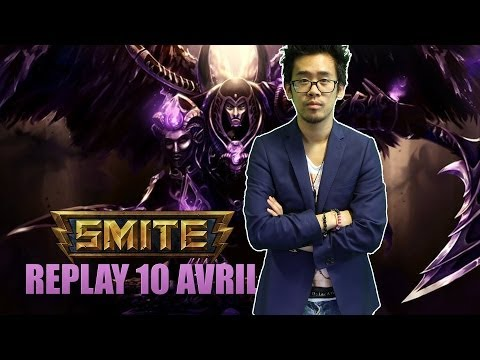 SMITE - Thanatos Jungle - WAT A SNOWBALL GAME! - By LRB / DFG [Replay Prime 10 Avril 2014]