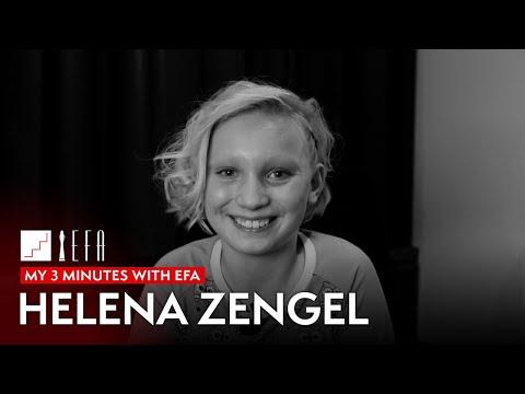 My 3 minutes with EFA - Helena Zengel