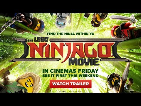 The LEGO® Ninjago® Movie - Kitty Clip - Warner Bros.