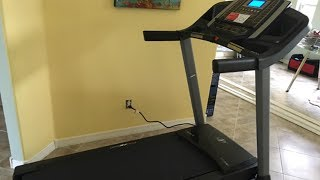 NordicTrack T 6.5 S Treadmill Review 2019