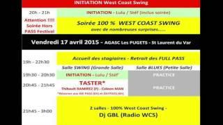 Teaser Du Westie Riviera Du 17 Au 19 Avril 2015