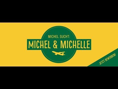 Michel sucht zwei Markenbotschafter - «Michel & Michelle»