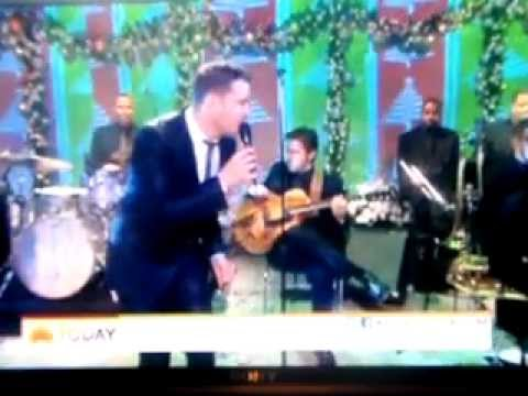 Michael Buble on Hoda and Kathie lee