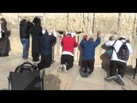 Miracle Signs at Wailing Wall  Isreal