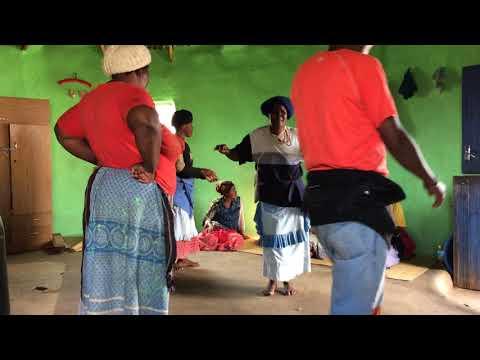 Xhosa Village women Jamming