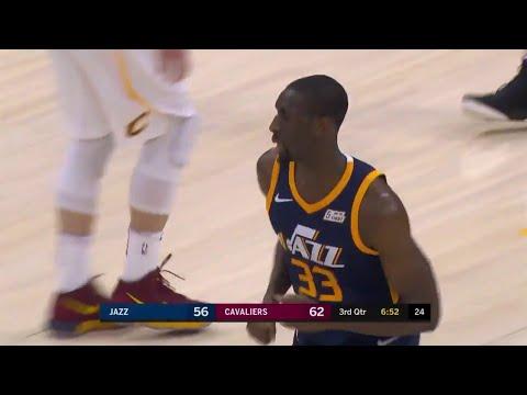 Ekpe Udoh'un 9 sayı, 7 rbd, 6 BLOK, 3 ast, 3 top çalmalık harika Cleveland Cavaliers maçı performans